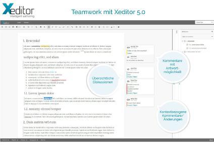 Xeditor Release 5.0