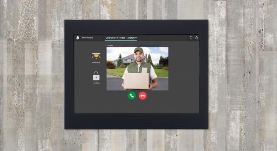 DoorBird-Türsprechanlagen mit ThinKnx-System kompatibel