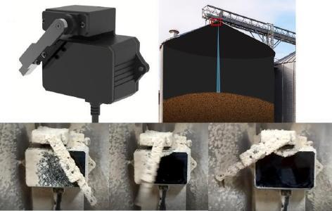 Long-range Sensor TF03-C mit Reinigungsfunktion