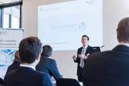 Bild KMU-innovativ: Medizintechnik