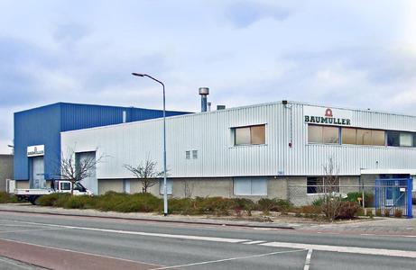 Baumüller Benelux B.V. in Breda, NL