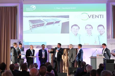 Neoventi, Sieger im Businessplan Wettbewerb Nordbayern 2019