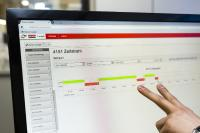 Bluhmware steuert innerbetrieblichen Materialfluss / Foto - Bluhm Systeme