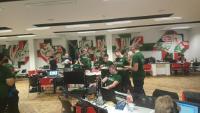 Dritter 24-Stunden-Hackathon an der Westsächsischen Hochschule Zwickau mit Teilnehmerrekord