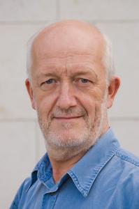 Der Sprecher des Graduiertenkollegs NanoFab, Prof. Eberhard Manske (© TU Ilmenau/Christian Meyer)
