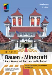 Cover: Bauen in Minecraft