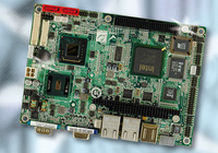 EPIC Intel Atom SBC mit PC/104 Plus
