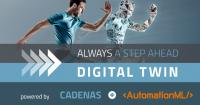 Digital twin supports manufacturing automation thanks to AutomationML 3D CAD download portal