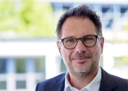 Jörg Simon, Geschäftsführer der 1-2-3.tv GmbH