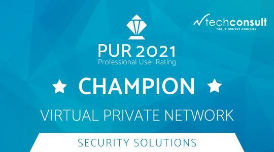 PUR VPN Award LANCOM Systems