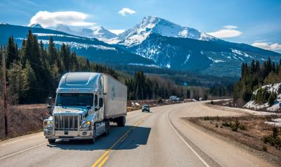 Data is gold - connected trucks move into the fast lane
