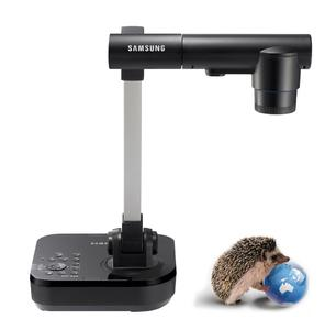 Kompakte Bauform, leistungsfähige Kamera