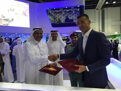 Sheikh Mohammed bin Rashid Al Maktoum- the Vice President and Prime Minister of the UAE and Emir of Dubai