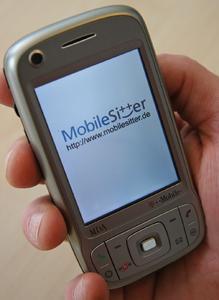 Die Passwort-Sicherheitssoftware MobileSitter vom Fraunhofer SIT läuft auf vielen Mobiltelefonen und PDAs. Welche Geräte unterstützt werden, darüber wird unter www.mobilesitter.de informiert.
