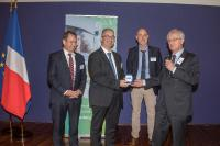 BASF recognized for its contribution to sustainable development