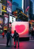 Romantik am Times Square