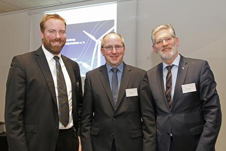 Windbranche in Schleswig-Holstein: Druck von zwei Seiten