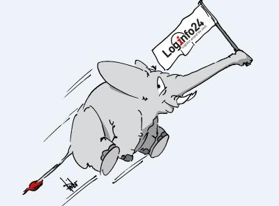 Der Logifant gibt den Start frei für Loginfo24 die Plattform für Logistik und Supply Chain mit Informationen rund um die Uhr.