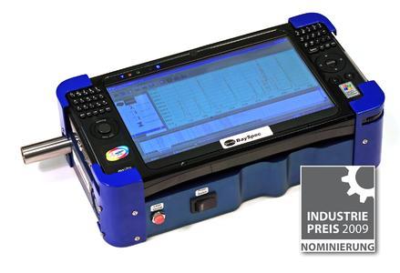 Revolutionary Handheld Raman Analyzer