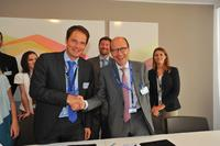 Eurocopter and SDV expand their joint commitment to the voluntary reduction of CO2 emissions
