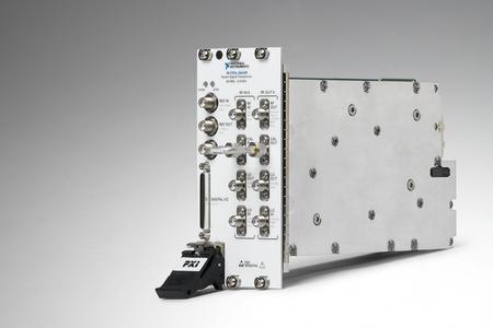 Weltweit erster RF-Vektorsignal-Transceiver definiert Messtechnik neu
