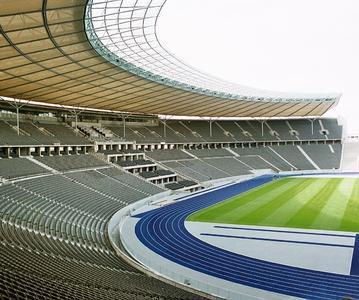 Olympia Stadion Berlin, RSV zur Fluchtwegsicherung