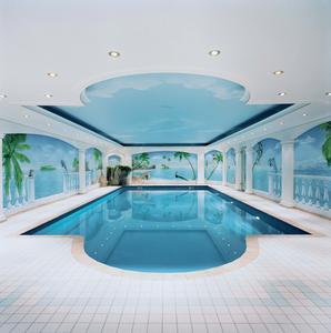 Vollendetes Ambiente für höchstes Badevergnügen (Bildquelle: Kunstwerkstätten Kelleter, Herzogenrath)