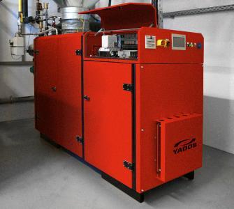 YADO | KWK EG-50 BW ─ Neues leistungsstarkes Brennwert-BHKW-Modul aus der YADOS EG-Baureihe / Quelle: YADOS GmbH