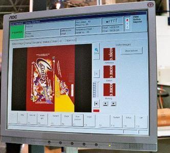 Den Print-Prozess sicher im Blick: Visualisierung der Einzelnutzen und auftretender Fehler für den Print-Operator