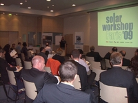 Off-grid Specialist Phaesun GmbH brings together African customers and European suppliers at a Solar Workshop in Paris