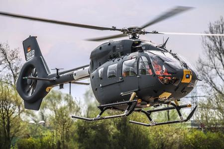 H145M Test Flight ©AirbusHelicopters Charles Abarr
