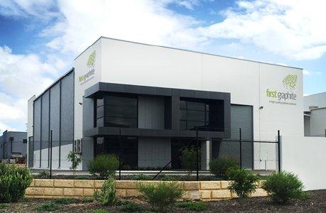 First Graphene Firmensitz; Qelle: First Grapene