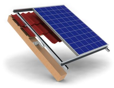 Photovoltaic mounting system TRI-STAND