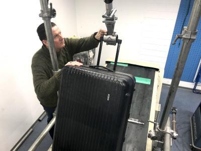 Kofferprüfung