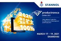 Treffen Sie unser Stannol Team auf der Productronica China Messe in Shanghai!