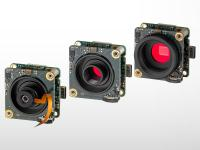 IDS extends selection of automatically focusable board-level cameras