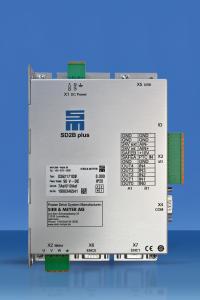 """SIEB & MEYER bietet den Frequenzumrichter SD2B nun auch in einer neuen """"Plus""""- Ausführung mit zusätzlichen Funktionen und einem IP20-Gehäuse an"""