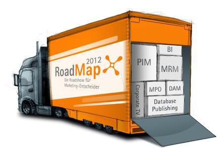 Wie Marketer dem derzeitigen Wandel im Marketing optimal entsprechen können, erfahren sie auf der RoadMap 2012