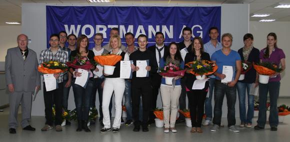 Absolventen 2012