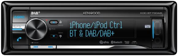 Kenwood KDC-BT73DAB