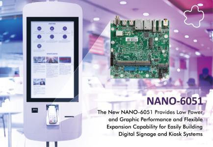 Portwells neuste NANO-ITX HOCHLEISTUNGS-EMBEDDED-BOARD-LÖSUNG