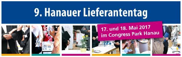 """IHRE CHANCE zum Live-Gespräch mit Experten zum Thema """"Revisionssichere Archivierung"""" auf dem 9. Hanauer Lieferantentag!"""