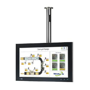 edelstahl touch panel pc mit ip69 f r lebensmittel und pharmaindustrie amc analytik. Black Bedroom Furniture Sets. Home Design Ideas