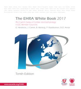 EHRA Whitebook Cover