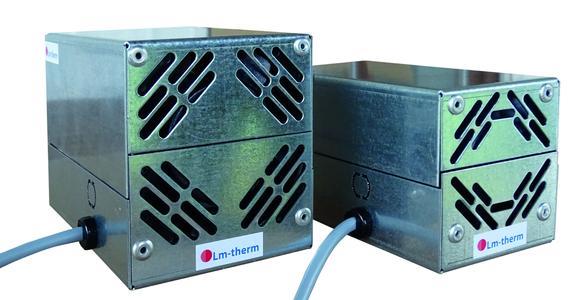 Die neuen Lüfterheizungen von Lm-therm kommen auch mit starken Schock- und Vibrationsbelastungen bestens zurecht.