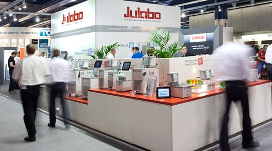 JULABO - the 'World of Temperature' with many novelties