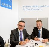 Jenoptik and Končar sign cooperation agreement