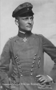 The red baron: German aviator between myths and reality