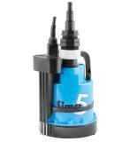 SIMER 5 Pumpe von Pentair Jung Pumpen mit LEVEL CONTROL und installierter Rückschlagklappe / Foto: Pentair Jung Pumpen, Steinhagen