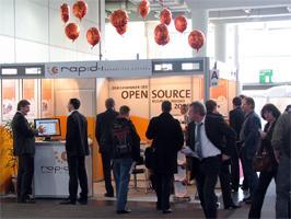 Rapid-I auf der CeBIT 2009